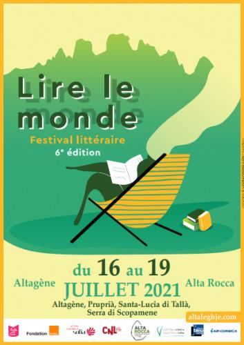 Festival Lire le monde : mélange de beauté et de littérature