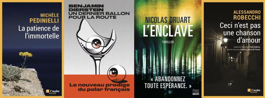13e Festival Polars du Sud : le palmarès des prix littéraires