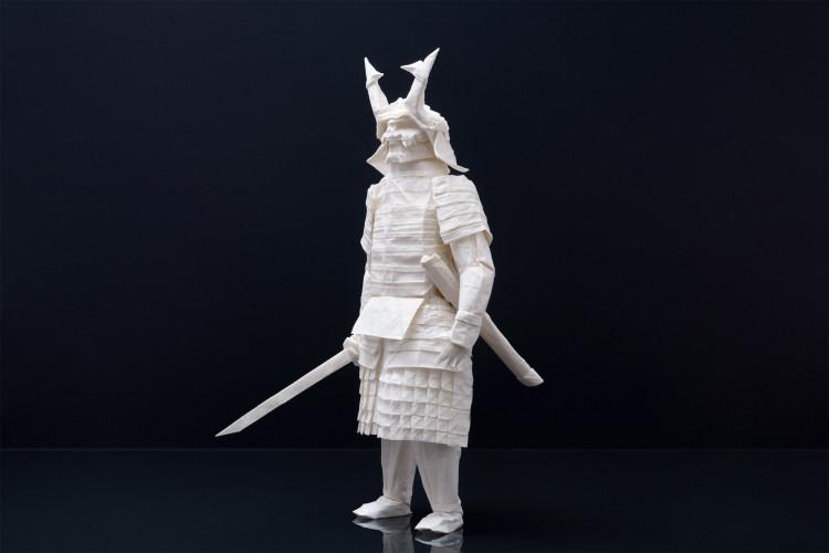 Les figurines en origami incroyables de Juho Könkkölä