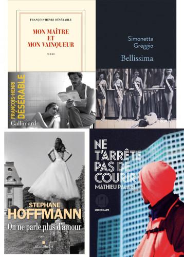 Quatre livres se font face dans la dernière sélection du Prix Interallié 2021