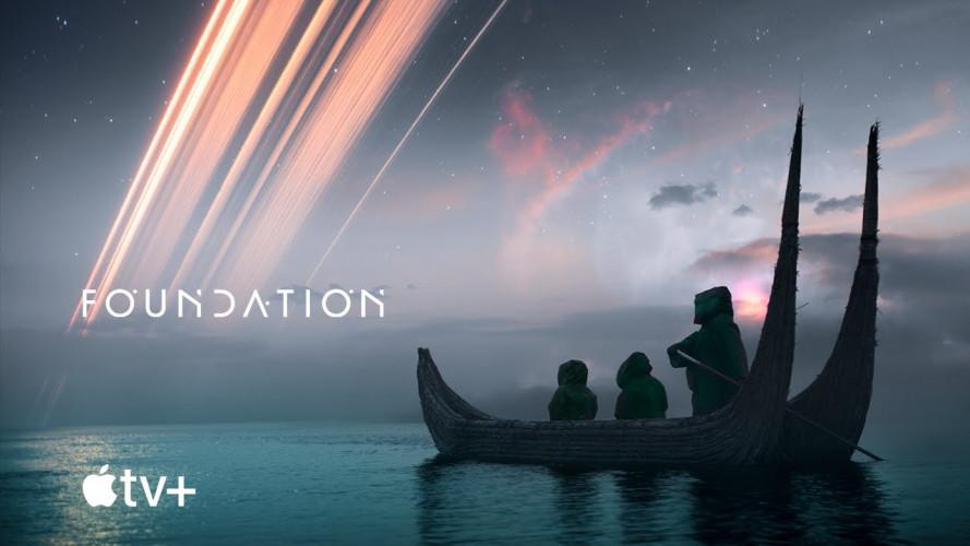 Convaincre Apple de réaliser la série Fondation... en une phrase ?