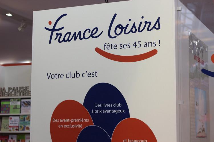 La crise sanitaire a eu raison de France Loisirs, qui cherche un repreneur