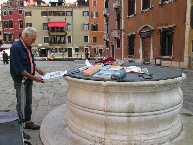 """""""Franco Libri"""", l'histoire d'un bibliothécaire itinérant à Venise"""