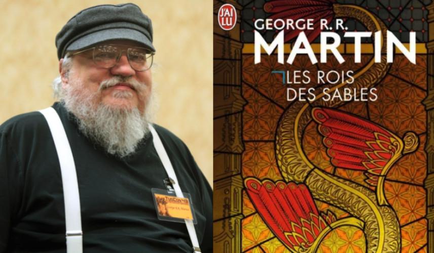 La nouvelle de George R.R. Martin Sandkings sera adaptée par Netflix