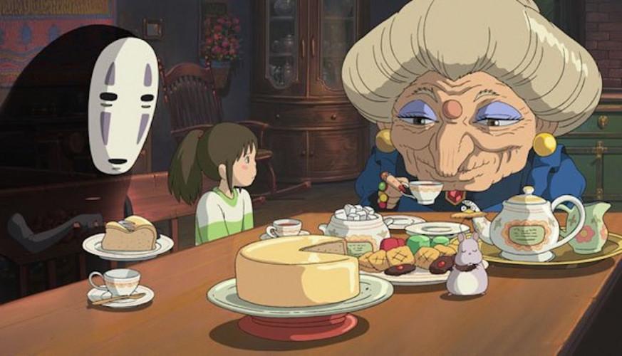 D'où viennent les plats et recettes des films du Studio Ghibli ?