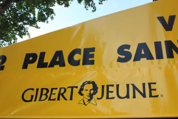 """Malgré les fermetures, Gibert entend """"préserver sa place de leader des librairies indépendantes"""""""