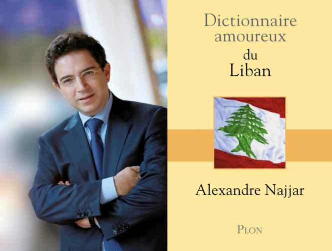 Alexandre Najjar reçoit le Grand Prix de la Francophonie