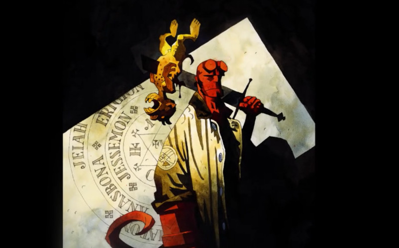 200.000 € en trois jours pour le documentaire consacré à Mike Mignola, créateur d'Hellboy