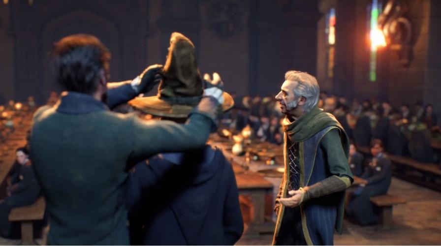 Harry Potter : le jeu vidéo Hogwarts Legacy fera apparaître des sorciers transgenres