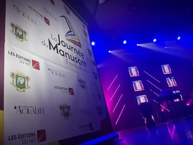 Les lauréats de la Journée du Manuscrit Francophone 2021