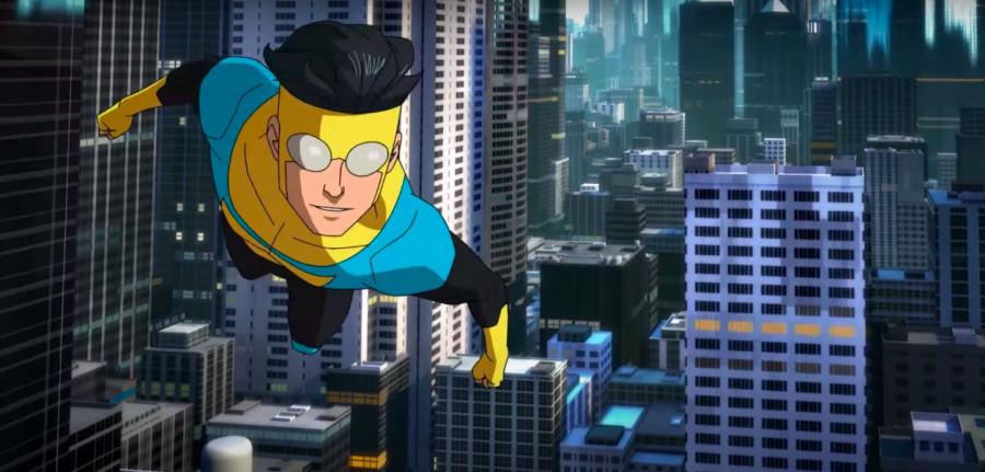 Invincible : les premières images de la série animée Amazon