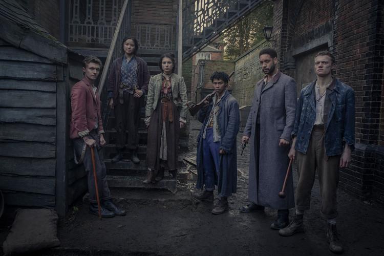Les Irréguliers de Baker Street viennent prêter main-forte à Sherlock sur Netflix