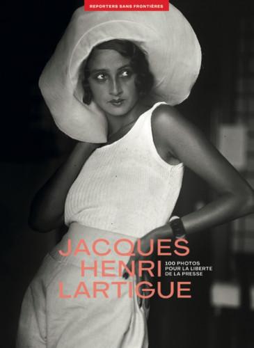 Jacques Henri Lartigue : 100 photos pour la liberté de la presse