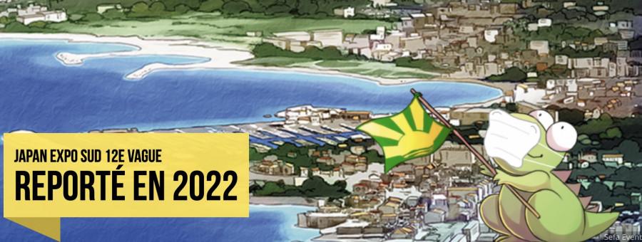 Japan Expo Sud décale son édition en 2022, du 18 au 20 février