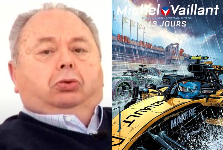 Jean Graton, le créateur de Michel Vaillant, est décédé