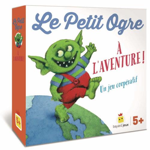 Le Petit Ogre à l'aventure : un jeu de mémoire coopératif