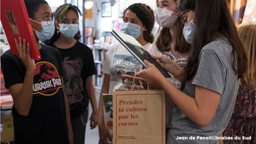 Les librairies de la région PACA accueillent les jeunes lecteurs