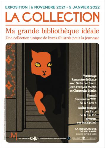 Vernissage des éditions Grasset-Jeunesse : ateliers et dédicaces