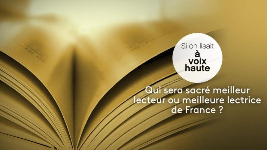 La Grande librairie : les lauréats collège et lycée de « Si on lisait à voix haute»