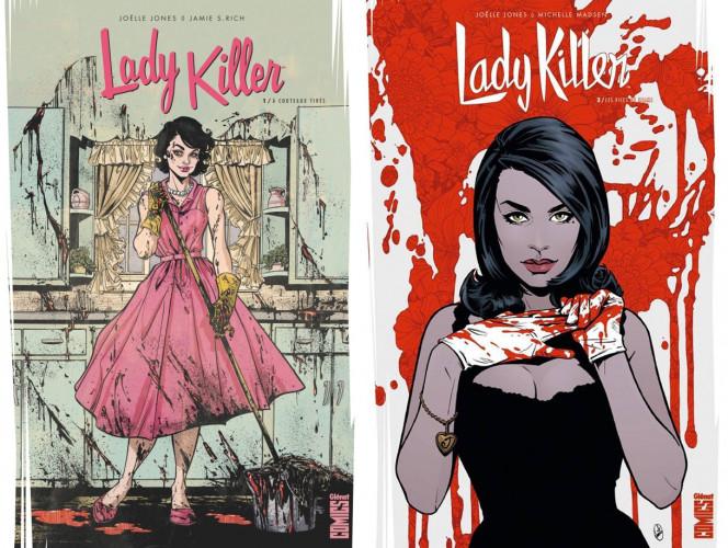 Les comics Lady Killer, bientôt un film sur Netflix