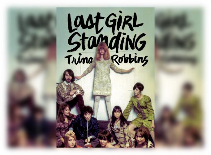 L'autobiographie de l'autrice de BD Trina Robbins traduite à l'automne 2021