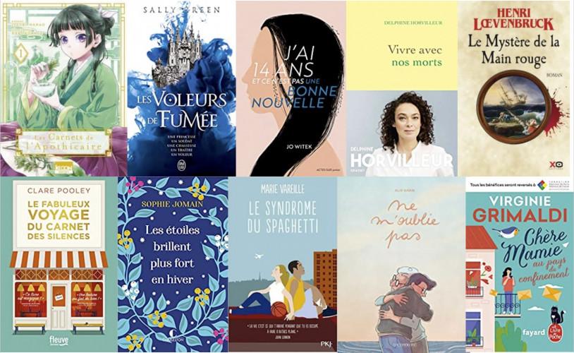 Roman, manga, BD : les 10 lauréats du Prix Babelio 2021