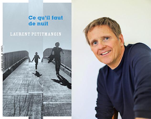 Laurent Petitmangin, Prix des lecteurs des bibliothèques de Paris 2021