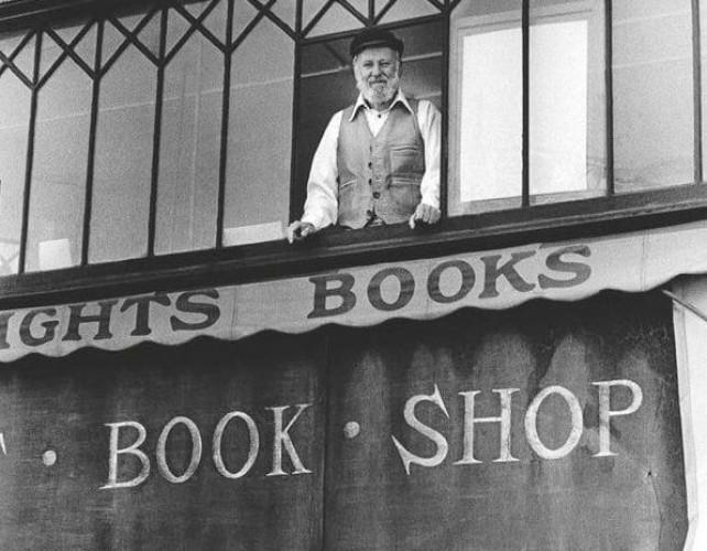 Lawrence Ferlinghetti, poète, éditeur et libraire de la Beat Generation, est décédé