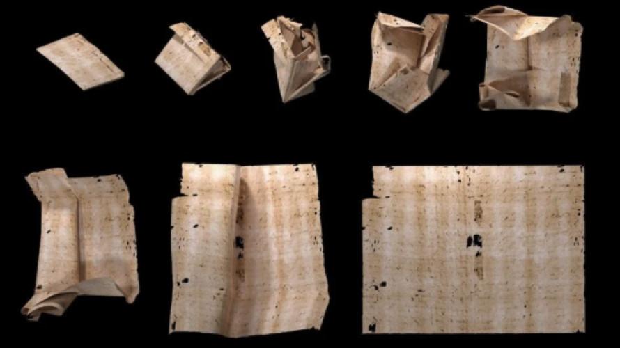On peut désormais lire les lettres du passé sans les ouvrir