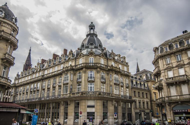 À Strasbourg, une librairie emblématique ferme ses portes
