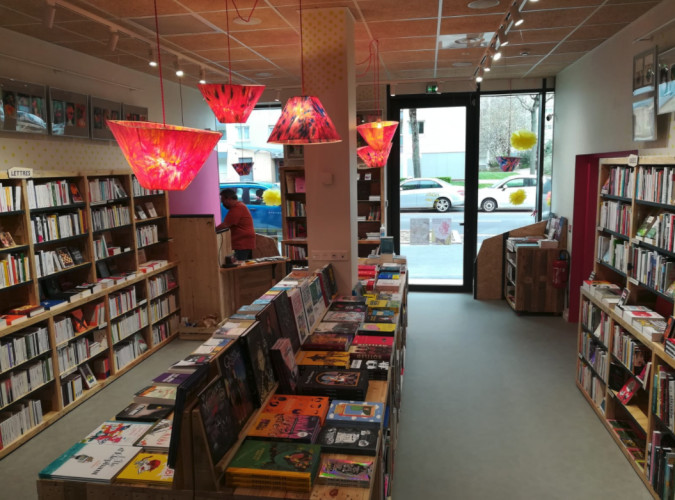Rennes : changement de local pour la librairie coopérative L'Établi des mots