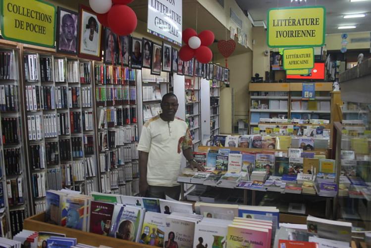 Côte ivoire : pour inciter à la lecture, des bibliothèques mobiles