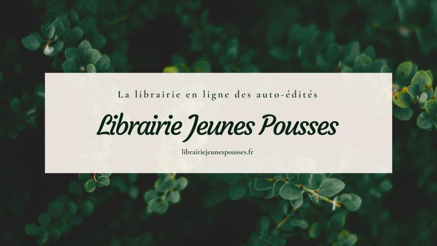 Jeunes Pousses, une librairie en ligne réservée aux livres autoédités