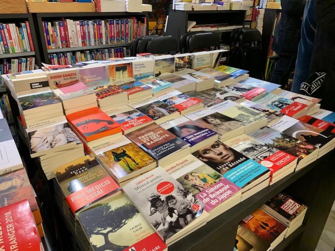Les librairies face au couvre-feu : entre inquiétude, philosophie et sourires