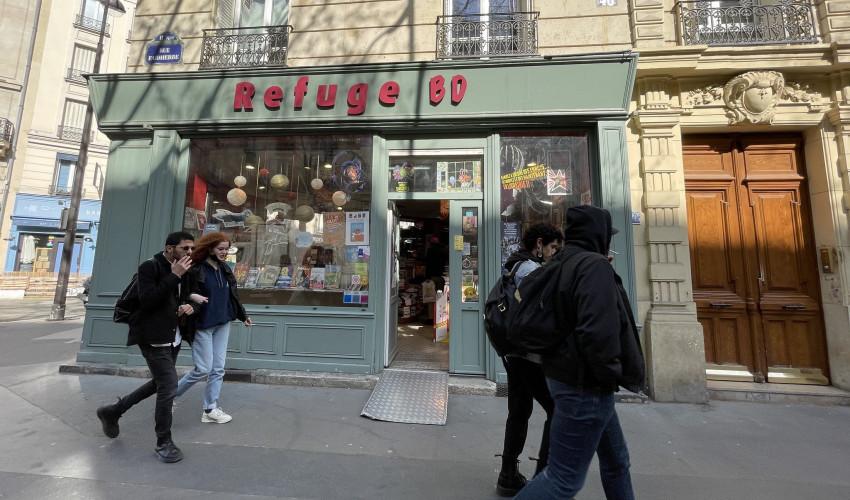 Malgré Amazon et la Covid, Paris compte encore 643 librairies en 2020