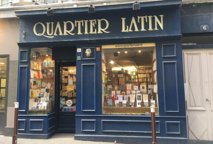 Saint-Étienne : la librairie Quartier latin rouvre ses portes