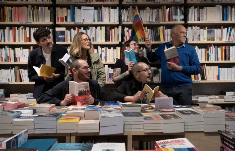 Librairie Les mots à la bouche : transmettre culture et héritage LGBT+, inlassablement