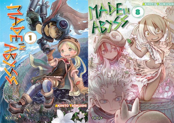 Le manga Made in Abyss adapté en jeu vidéo