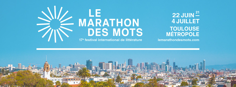 Marathon des mots 2021 : Pop Culture et Californie s'implantent à Toulouse