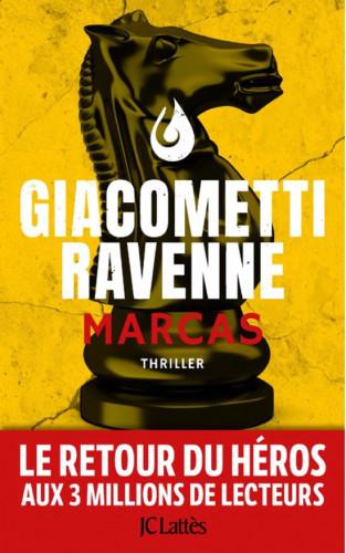 Marcas : le commissaire de Ravenne et Giacometti dans un thriller interactif