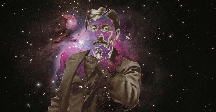 Marcel Proust devenu auteur de science-fiction