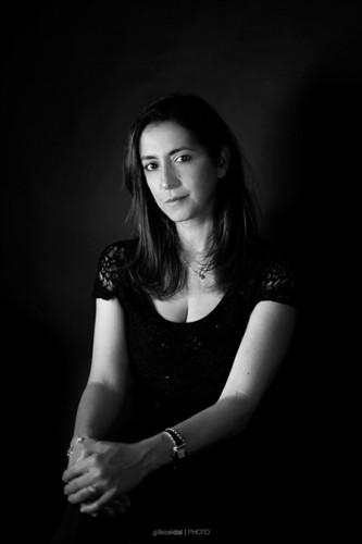 Marie-Madeleine Rigopoulos, directrice artistique du Festival du Livre du SNE