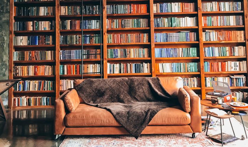 Un trésor dans votre bibliothèque : travaillez depuis votre salon