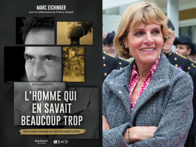 Attaquées en diffamation par Anne Lauvergeon, les éditions Massot interpellentDupond-Moretti