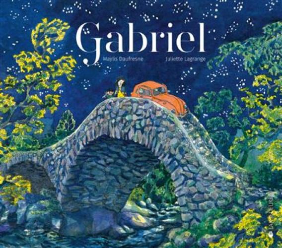 Gabriel : en week-end, loin de la ville