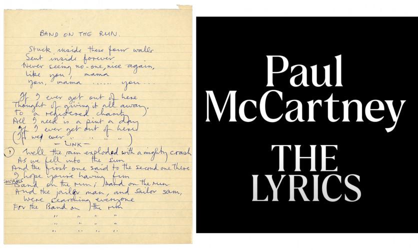 Une autobiographie de Paul McCartney bientôt publiée, en 154 chansons