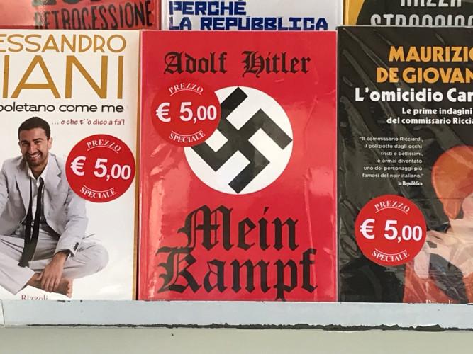 Publier Mein Kampf, pour mettre en garde les générations futures