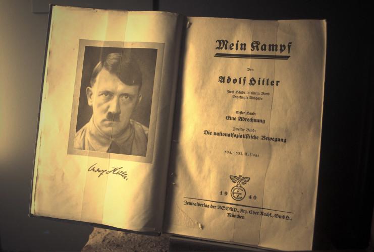 Fayard orchestre le retour de Mein Kampf en librairie