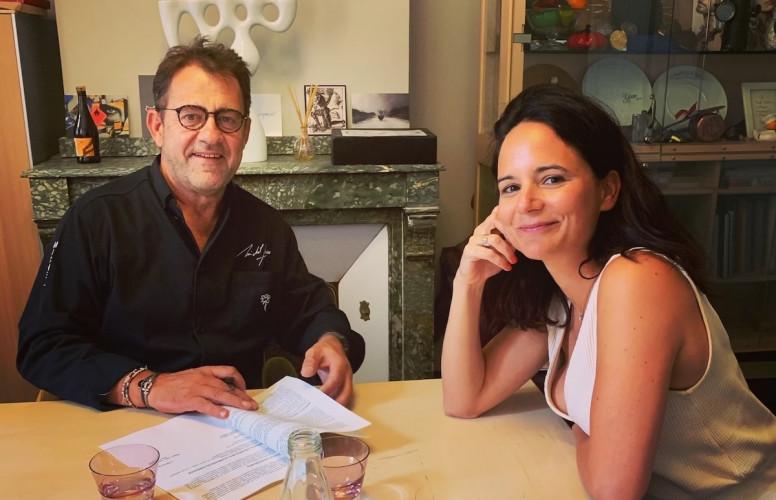 Michel Sarran revisite les recettes de Marmiton dans une nouvelle collection