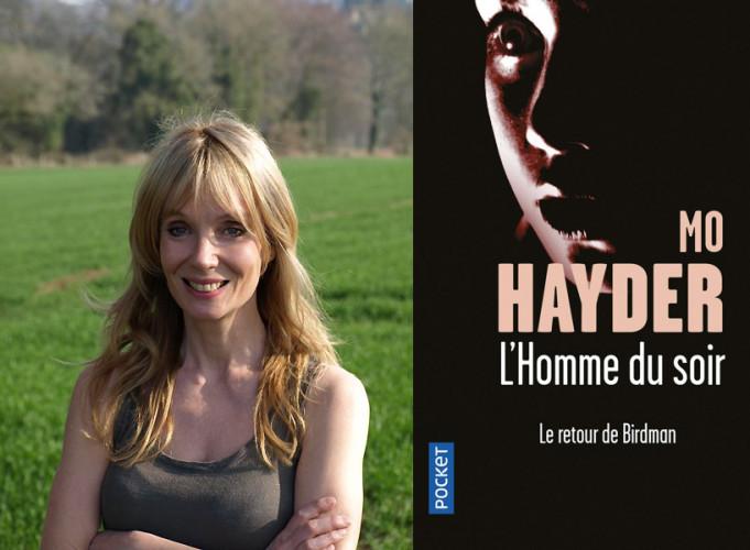 Autrice de Birdman, Tokyo et Fétiches, Mo Hayder est décédée